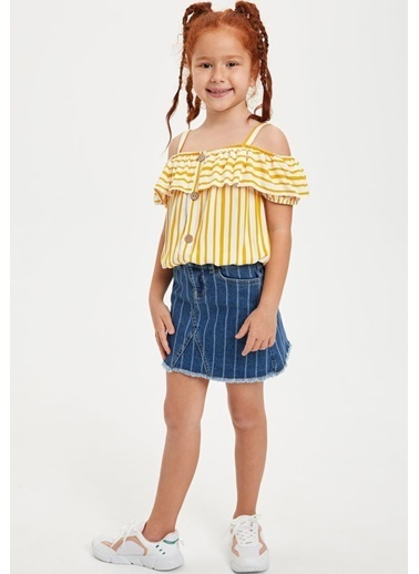 DeFacto Bluz Sarı